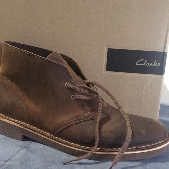 9b09b0589ed51 Clarks Shoes | Chukka Boots | Poshmark
